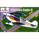 Спортивный самолет-биплан Christen Eagle II (AMO7298) Масштаб:  1:72