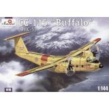 Транспортный самолет CC-115 «Buffalo» (AMO1418) Масштаб:  1:144