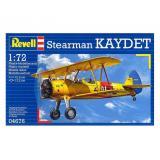 Учебно-тренировочный самолет Stearman PT-13D Kaydet (RV04676) Масштаб:  1:72