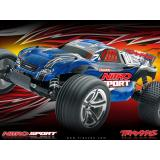 Автомобиль Traxxas Nitro Sport Stadium Truck 1:10 RTR 438 мм 2WD 2,4 ГГц (45104-1 Red)