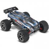 Автомобиль Traxxas E-Revo Monster 1:16 RTR 328 мм 4WD 2,4 ГГц (71054-1 Silver)