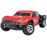Автомобиль Traxxas Nitro Slash Short Course 1:10 RTR 565 мм 2WD TSM 2,4 ГГц (44056-3 Red)