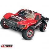 Автомобиль Traxxas Slash Short Course 1:10 RTR 568 мм OBA 2WD 2,4 ГГц (58034-2 Red)