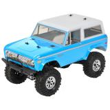 Автомобиль Vaterra 1972 Ford Bronco Rock Crawler 1:10 RTR 445 мм 4WD DX2E 2,4 ГГц (VTR03031)