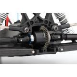Автомобиль Traxxas Rally Racer VXL Brushless 1:10 RTR 552 мм 4WD TSM 2,4 ГГц (74076-3 Red)
