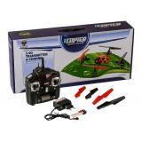 Квадрокоптер 2.4Ghz WL Toys V929 Beetle (синий) (WL-V929b)