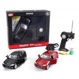 Машинка р/у 1:24 Meizhi лиценз. BMW X6 металлическая (красный) (MZ-25019Ar)