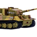 Танк микро р/у 1:72 Tiger со звуком (хаки коричневый) (GWT2117-2)