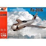 Истребитель-перехватчик Ла-200Б 1:72
