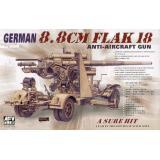 8.8cm Flak 18 Anti-aircraft 1:35