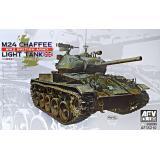 Легкий танк M24 Chaffee, британская версия 1:35