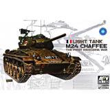 Легкий танк M24