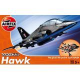 Самолет BAe Hawk (быстрая сборка без клея)