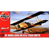 Биплан De Havilland DH.82a Tiger Moth 1:72