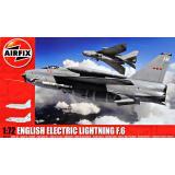Истребитель English Electric Lightning F6 1:72