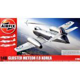 Истребитель Gloster Meteor F8, корейская война 1:48