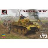 Немецкий легкий танк Pz.Kpfw.II Ausf.L
