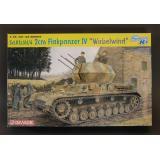 Немецкая ЗСУ Sd. Kfz.161/4 2cm Flakpanzer IV