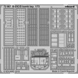 Фототравление: Бомболюки для самолета B-25C/D (Airfix) 1:72