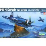 Истребитель F4U-4 Corsair late version 1:48
