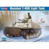 Русский легкий танк Т-40 С 1:35