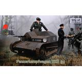 Танк Panzerkampfwagen TKS (p) 1:35