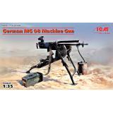 Немецкий пулемет MG08 1:35