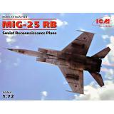 МиГ-25 РБ, Разведывательный самолет 1:75