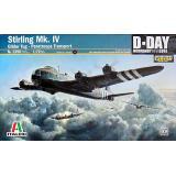 Бомбардировщик Stirling Mk.IV 1:72