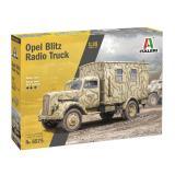 Немецкий грузовик радиосвязи Opel Blitz