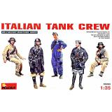 Итальянский танковый экипаж 1:35