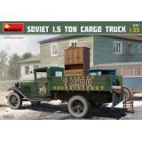 1,5 тонный грузовик 1:35