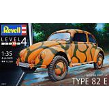 Штабной автомобиль Volkswagen Type 82E 1:35