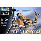 Вертолет Bell AH-1G Cobra 1:100