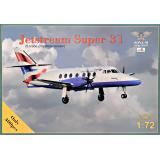 Самолет Jetstream Super 31 (5-blade propellers version) 1:72