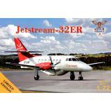 Пассажирский самолет JetStream-32ER 1:72