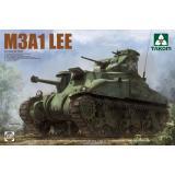 Американский средний танк M3A1 LEE 1:35