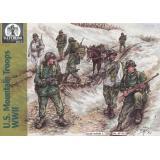 Горные войска США, Вторая мировая война 1:72