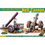 Сирийская артиллерия