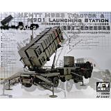 Тягач Hemtt M983 с пусковой установкой M901 1:35