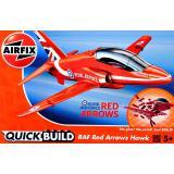 Учебно-тренировочный самолет RAF Red Arrows Hawk (Lego сборка)