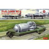 Крупнокалиберная фугасная авиабомба ФАБ-5000 М54