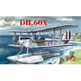 Гидросамолет DH-60X 1:72