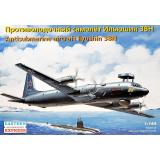 Противолодочный самолет Ил-38Н 1:144