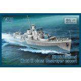 """Эскортный корабль """"HMS Zetland"""", 1942 1:700"""