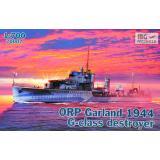 """Эсминец G-класса """"ORP Garland"""" 1944 1:700"""