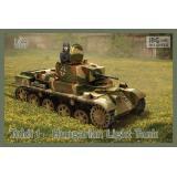 Венгерский легкий танк Toldi I 1:72