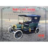 Американский пассажирский автомобиль Model T 1911 Touring 1:24