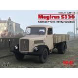 Германский грузовой автомобиль Magirus S330 (производства 1949 г.) 1:35