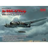 Немецкий торпедоносец Ju 88A-4 / Torp, 2МВ 1:48